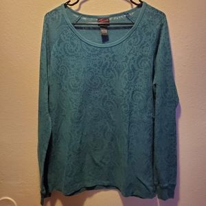 Torrid Long Sleeve Top